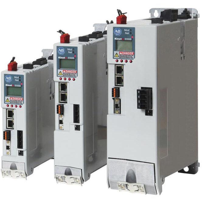 Servoconversor Ethernet/IP / CC / multieixos / compacto - Kinetix