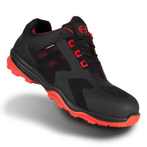 calçado de segurança resistente à perfuração   S1P   em tela   em plástico 322de61542