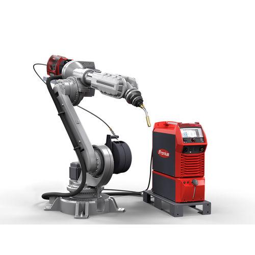 robô articulado / de movimentação / de soldadura MIG-MAG / industrial