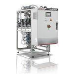 sistema de lavagem compacto / de água / automático / para aplicações sanitárias
