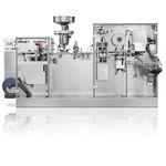 termoformadora compacta / de filme plástico / para embalagem de produtos farmacêuticos / automática