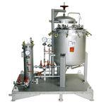 unidade de filtragem NBC (Nuclear, Biológico e Químico) / para líquidos / de gás / modular