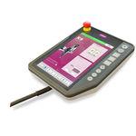 terminal de comando com teclado / de mão / 1280 x 800 / USB