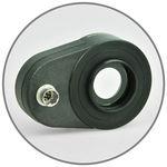 lente plano-convexa / em polímero / visível / de focagem regulável