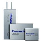Bateria Li-ion / plana  Panasonic Electric Works Corporation of America