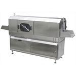 máquina de limpeza para caixa / en meio acquoso / automática
