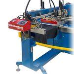 prensa de compressão / a quente / transferência / para têxteis