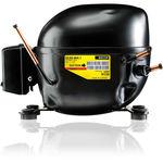 compressor de refrigeração hermético / de pistão / R600a / propano (R290)