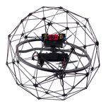 drone resistente a colisões / quadrirrotor / de inspeção / para aplicações industriais