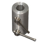 acoplamento rígido / de haste / em alumínio