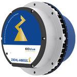 Motor CA / de comutação electrônica / 480V / compacto ECblue ZIEHL-ABEGG