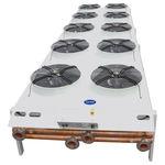 Resfriador de líquido com ventilação 09 PE Carrier Commercial Systems and Services