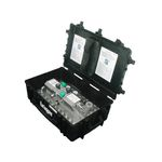 amplificador de pressão de pistão / de oxigênio / de simples estágio / móvel