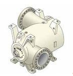 Compressor de gás / centrífugo / estacionário / lubrificado C75 Solar Turbines