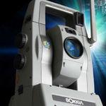 Scanner 3D / de medição NET05AXII / NET1AXII SOKKIA