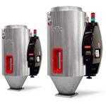 minissecador de ar seco / de batelada / compacto