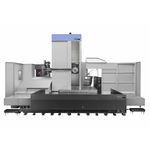 mandriladora-fresadora CNC / horizontal / de 4 eixos / de alta precisão