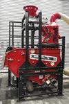 Separador de ar / de partícula / para a indústria de reciclagem / de processo K JÖST