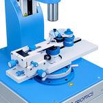 Dispositivo de medição óptico / para lentes óticas OptiCentric® TRIOPTICS