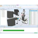 software de CAD/CAM / para usinagem / para aplicações de robótica / offline