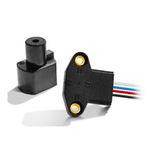 sensor de posição linear / sem contato / magnético / de efeito Hall