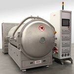 Máquina de tratamento de superfícies por plasma Tetra 2800 Diener electronic