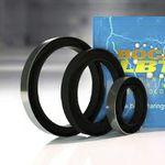 junta com lábio de vedação / V-ring / em NBR / para óleo