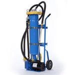 filtro hidráulico / com cesto