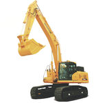 escavadeira de médio porte / de esteiras / Tier 3 / para construção civil