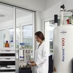 espectrômetro de massa / RMN / de laboratório