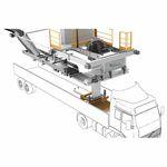 carregador automático para máquina de transferência