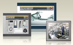 Painel PC LCD PPC series MITSUBISHI Automation