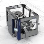máquina de limpeza de água / automática / de processo / carrossel