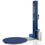 envolvedora de plataforma rotativa / automática / de filme estirável / vertical