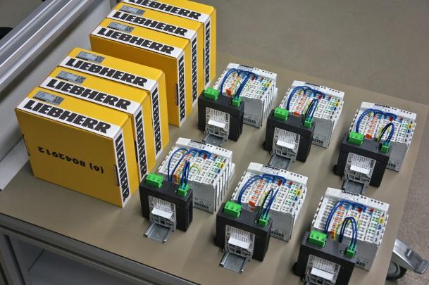Liebherr-Mischtechnik GmbH - Information and distributors