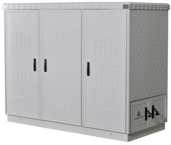Storage Cabinet Atlantic Series