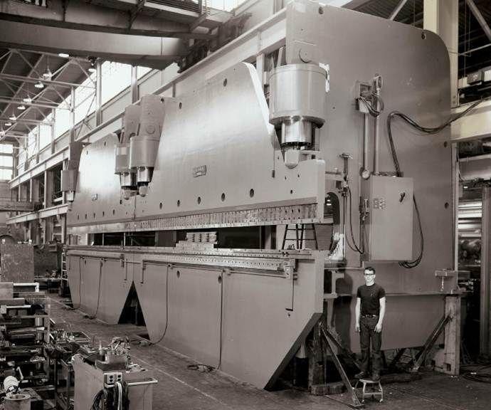 Hydraulic press brake / CNC / tandem - PROFORM series