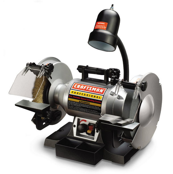 Outstanding Bench Grinder 21162 Craftsman Lamtechconsult Wood Chair Design Ideas Lamtechconsultcom