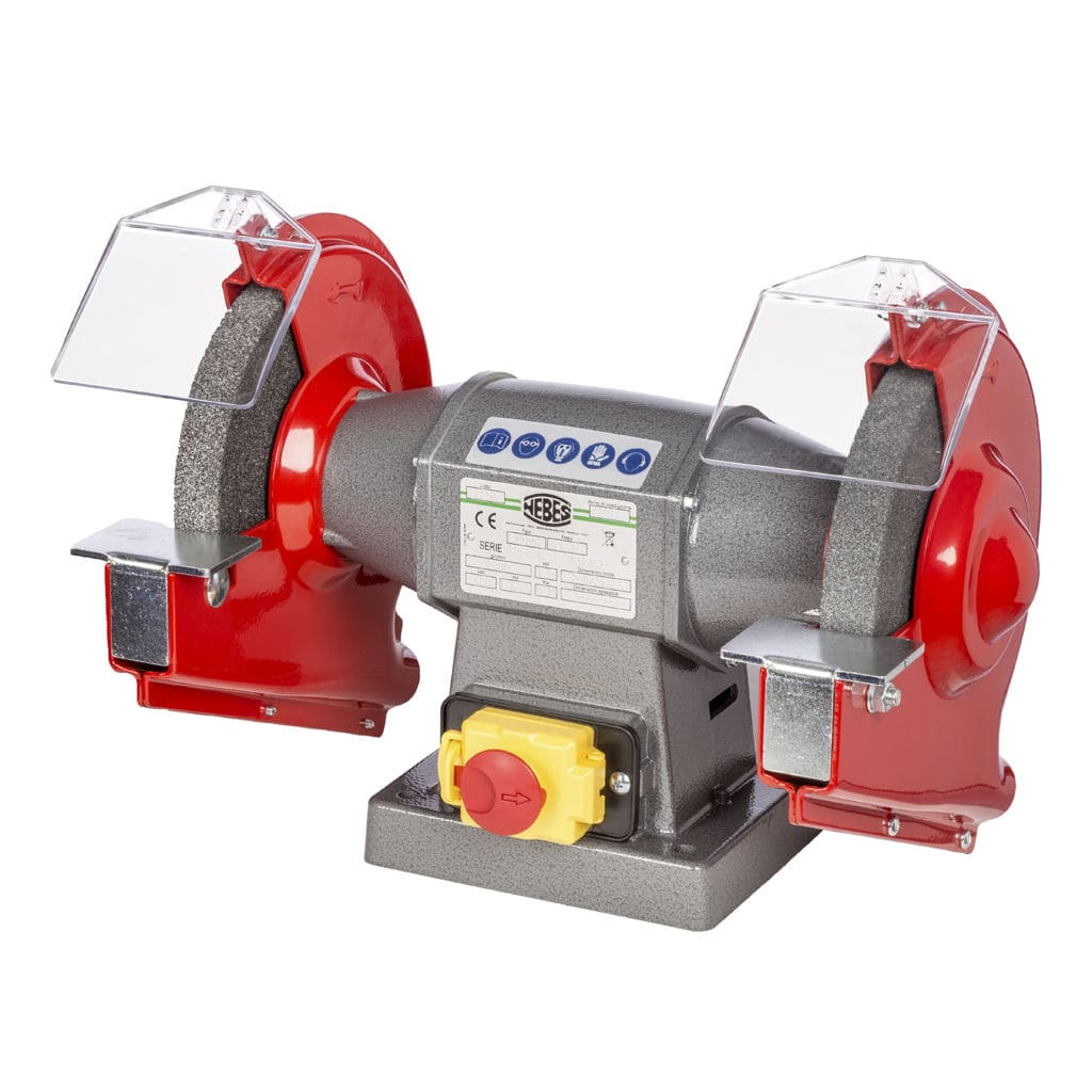 Stupendous Electric Bench Grinder Precision S 200T Nebes Caraccident5 Cool Chair Designs And Ideas Caraccident5Info