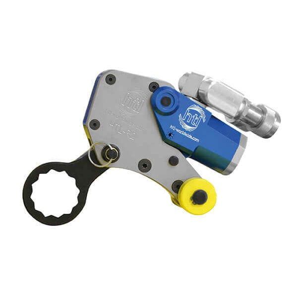 Hydraulic torque wrench - HTL-R series - HTL (Hire Torque Ltd)