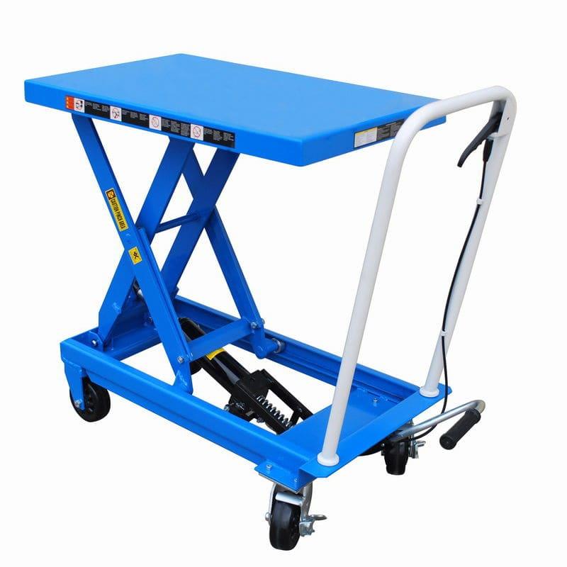 Scissor lift table / hydraulic / manual / mobile TC45P series i-lift  Equipment Ltd
