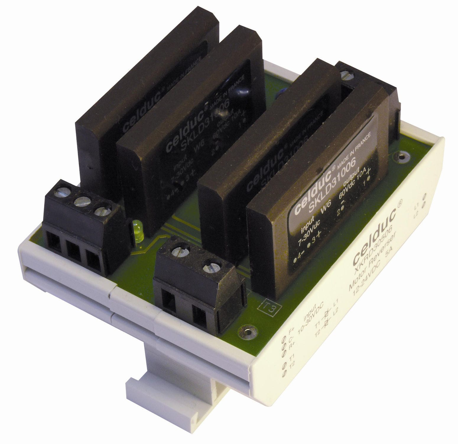 Basic Solid State Relays