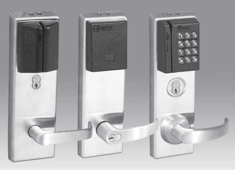 Biometric access control system - B.A.S.I.S.®G - BEST Access systems
