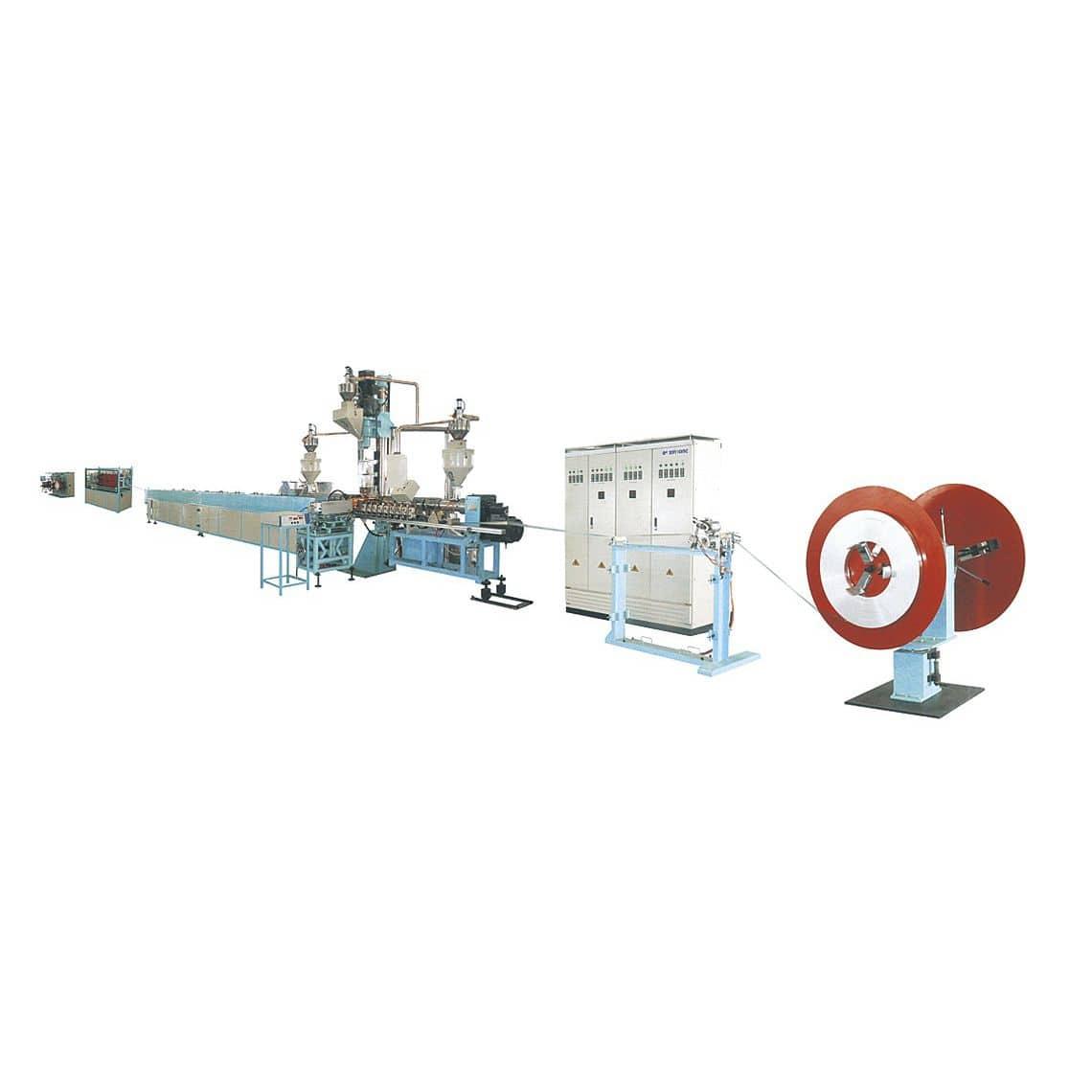 Plastic-aluminum composite pipe extrusion line / for tubes / for  thermoplastics / for PEX CHAP-PEX32 Jiangsu Xinrongplas Machinery Co , Ltd