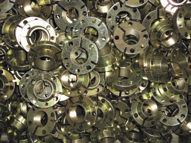 Electrolytic zinc-plating / zinc-iron / zinc-nickel
