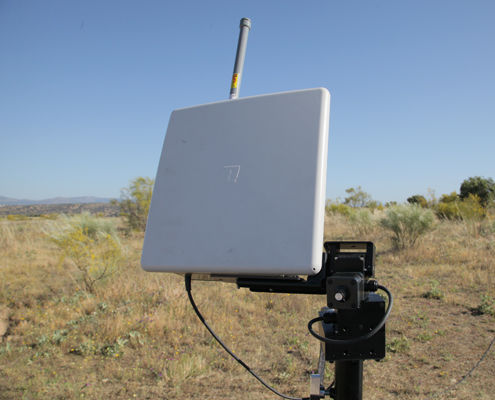 UHF antenna / patch / IP67 / compact - GTrack - Alpha