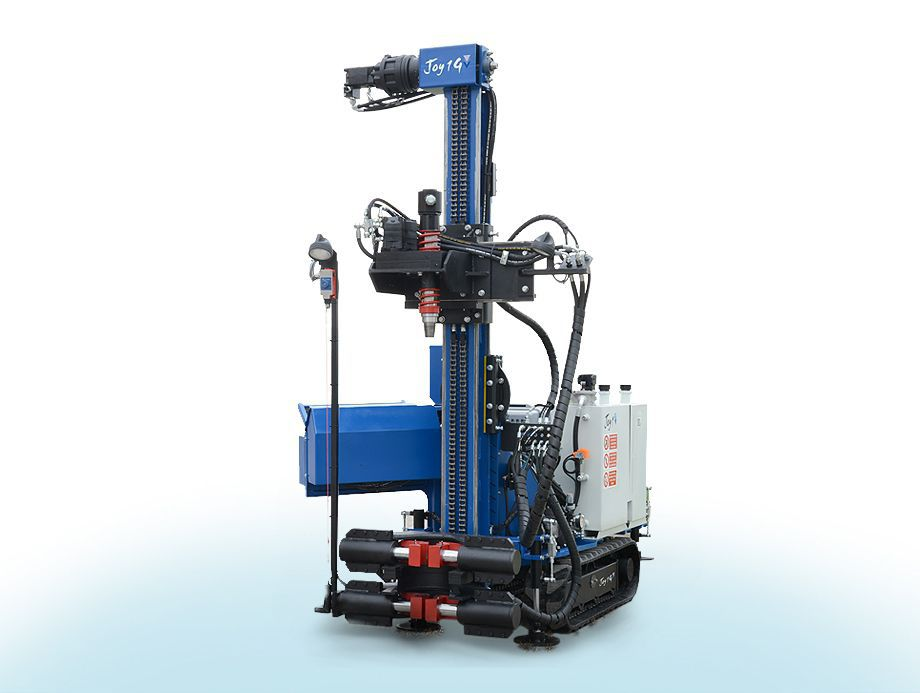 Geotechnical drilling rig / for wells / piling / geothermal JOY 1 Geo Hydra  S r l