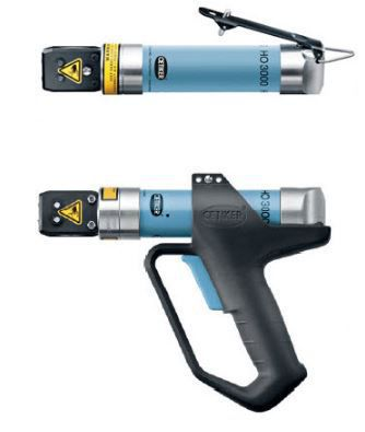 Pneumatic fitting tool / for hose clamps ME OETIKER