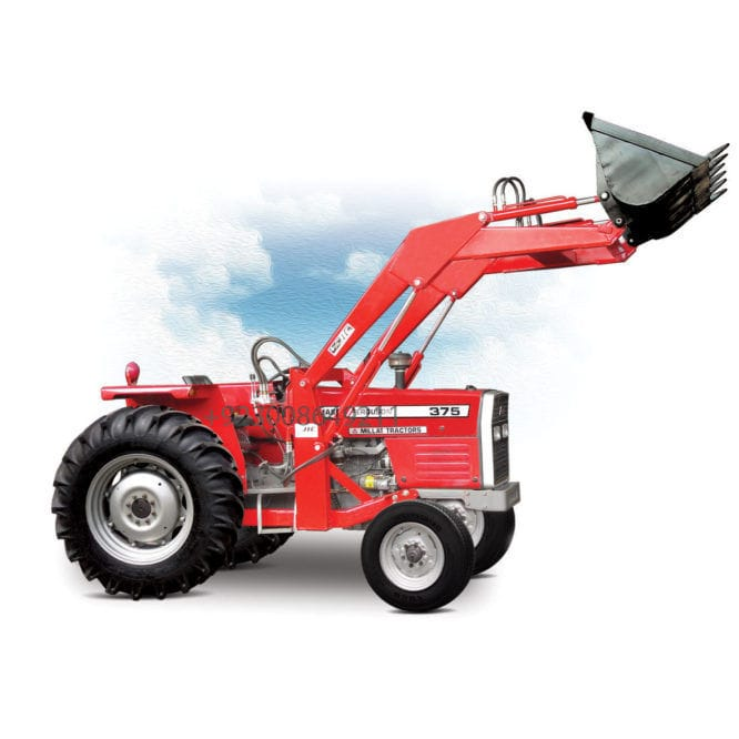 Tractor front loader - JFL-A - javaid Industrial company