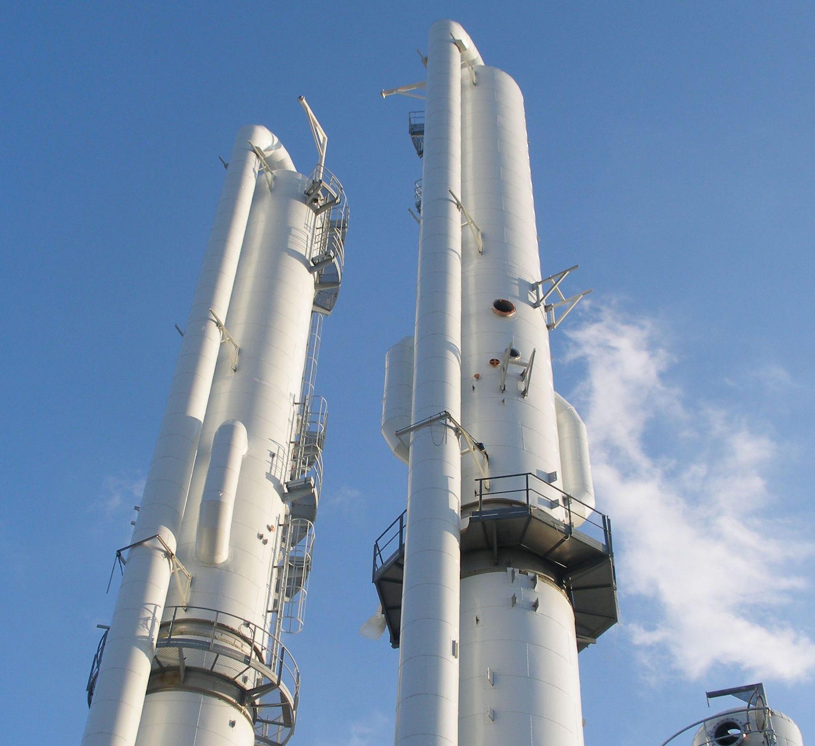 Distillation Column Ziemex